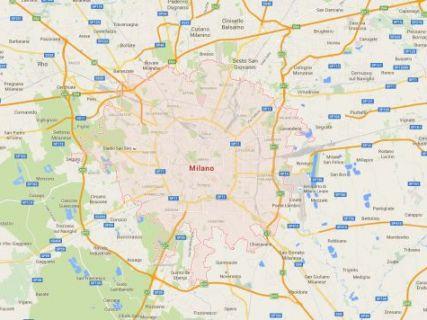 Piscina privata di Milano